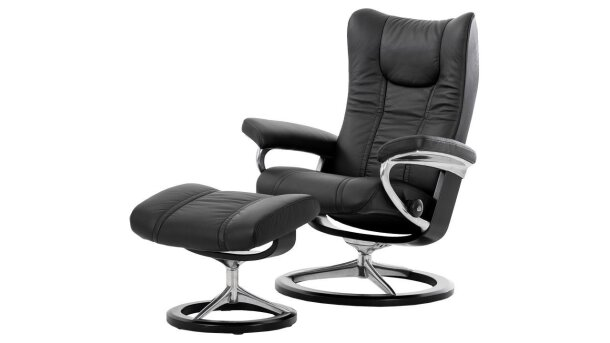 Relaxfauteuil Wing Signature | Stressless