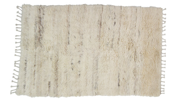 Vloerkleed Natural White Afghano | Brinker Carpets