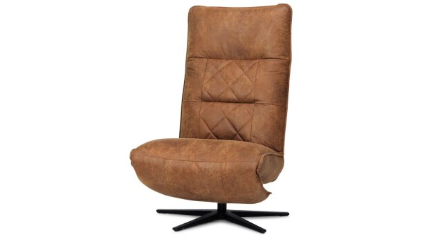 Relaxfauteuil - Cognac Hover