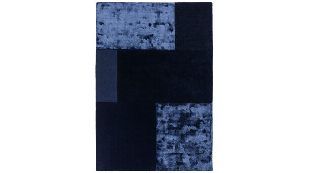 Vloerkleed Navy Blue Abris