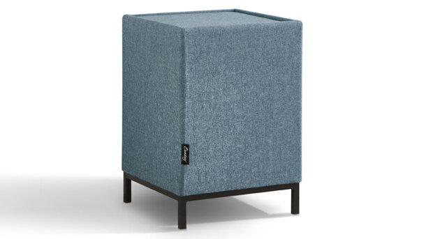Hocker 200 + Glasplaat