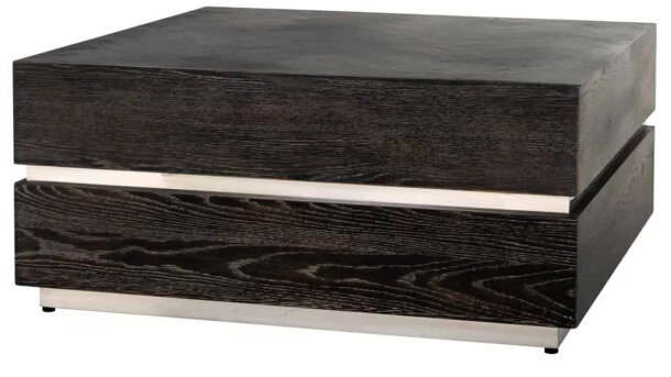 Salontafel 7418 Blackbone zilver | Richmond Interiors