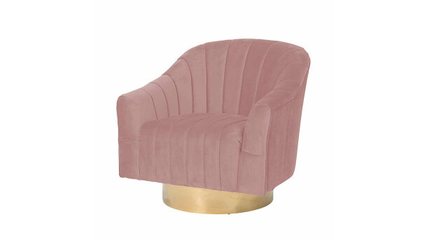 Fauteuil S4438 Pink Swanson | Richmond