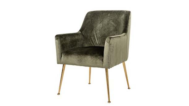 Stoel S4449 Green Feather Harper | Richmond Interiors