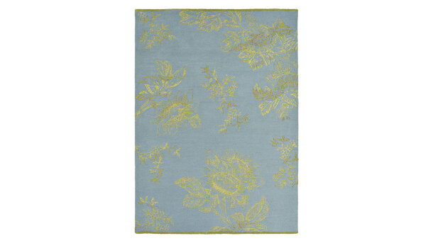 Vloerkleed Blue 37008 Tonquin | Wedgwood Home