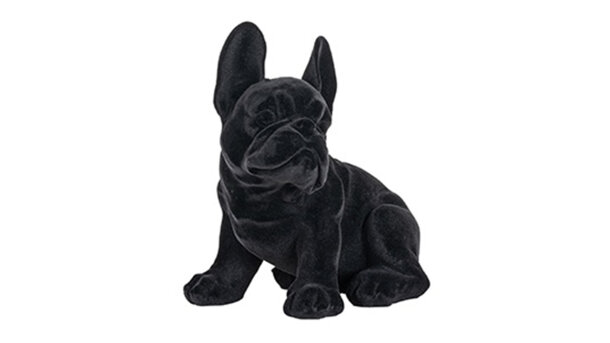 Beeld Dog Miro Black AD-0017 | Richmond Interiors