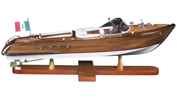 Modelboot Riva Aquarama AS182 | Authentic Models