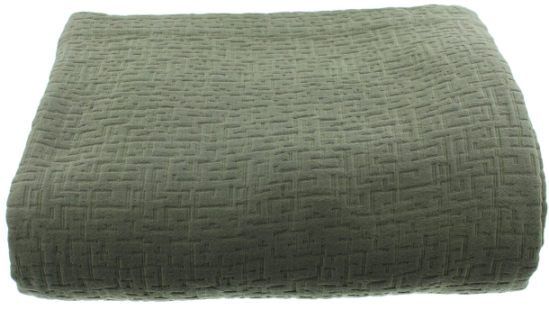 Sprei grey mint Tui | Claudi Chique