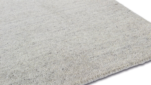 Vloerkleed Middle Grey Nador | Brinker Carpets