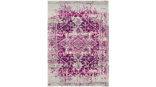 Vloerkleed Antique Fuchsia Maia