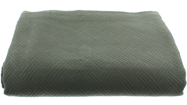 Sprei grey mint Ana | Claudi Chique