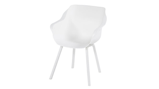 Tuinstoel Royal White 11.680.003 Sophie Element | Hartman tuinmeubelen
