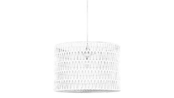 Hanglamp wit Stripe | LABEL51