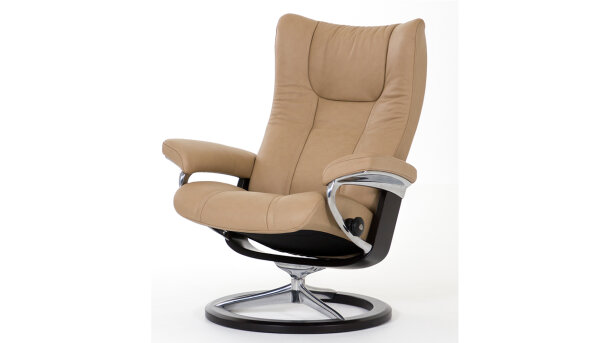 Relaxstoel Wing Signature | Stressless