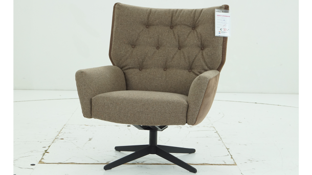 Draaifauteuil Cocon - Outlet