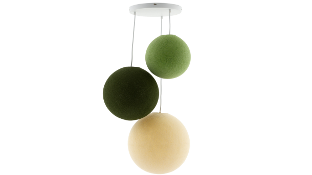 Hanglamp Deluxe Jungle Green