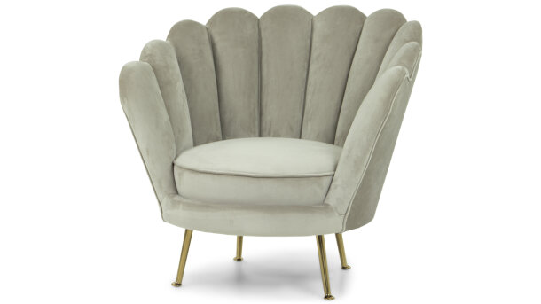 Fauteuil Perla S4439 Khaki | Richmond Interiors