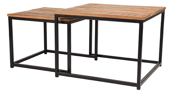 Salontafel Set Couple - mango
