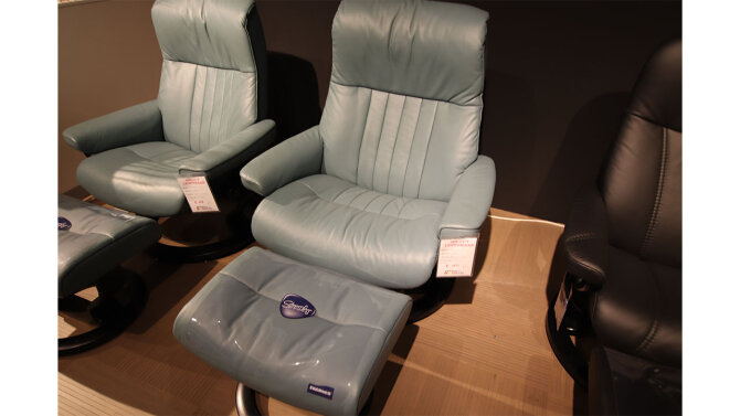 Relaxfauteuil Stressless Crown L - Outlet