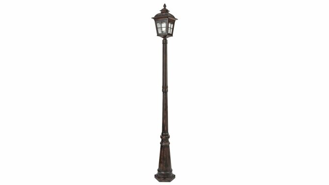 Buitenlamp Pompeii 1574BR | Searchlight