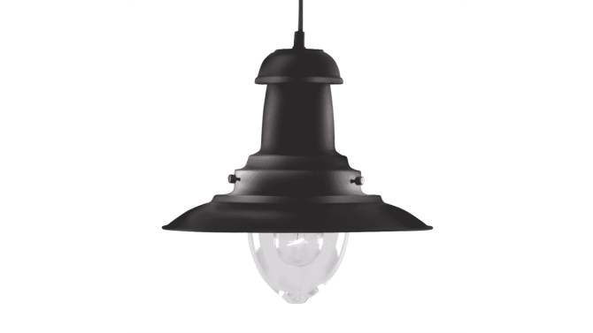 Hanglamp Fisherman 4301BK | Searchlight