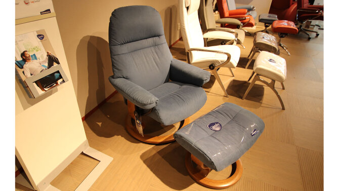 Relaxfauteuil Stressless Sunrise - Outlet
