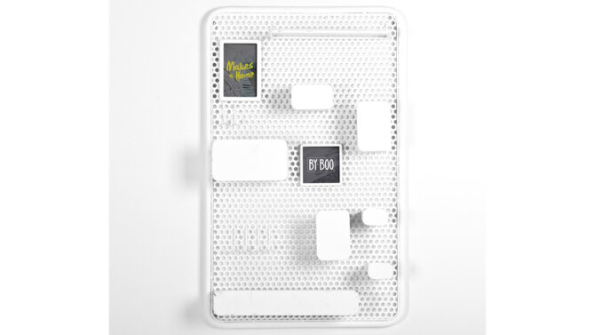 Organizer Handy - wit | 6540 | By-Boo