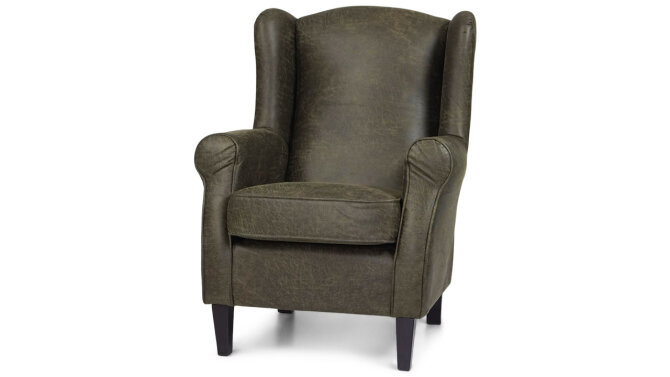Oorfauteuil Maurits
