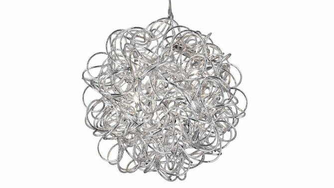 Hanglamp Scribble 9432   Searchlight