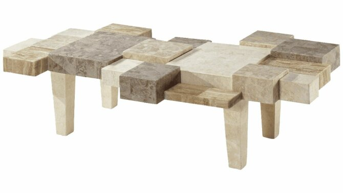 Salon Tafel Markant Blocks