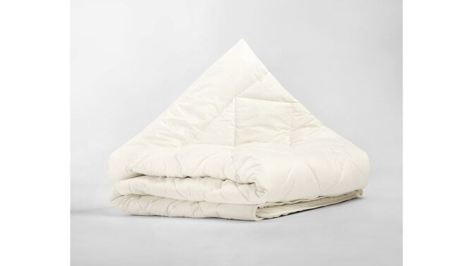 Dekbed Percale Cotton Wool (enkel)