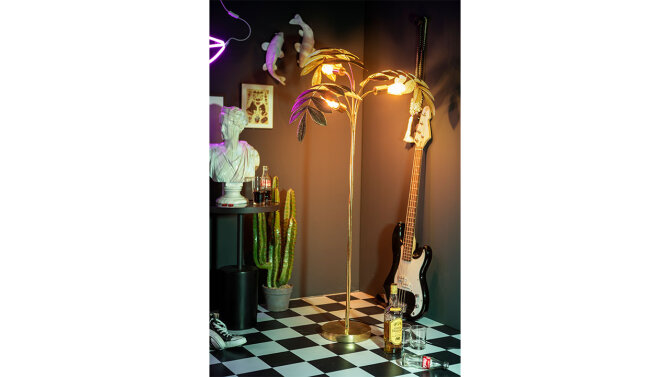 Vloerlamp Unbeleafable | 192402 | By-Boo