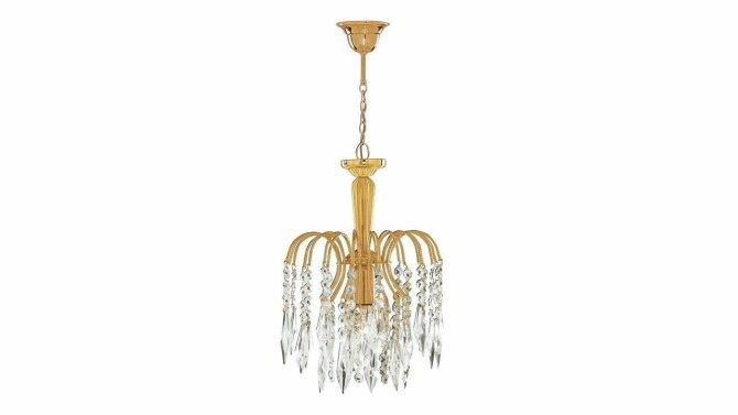 Hanglamp Waterfall 6271-1 | Searchlight