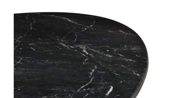 Eettafel Oval Spider Marble
