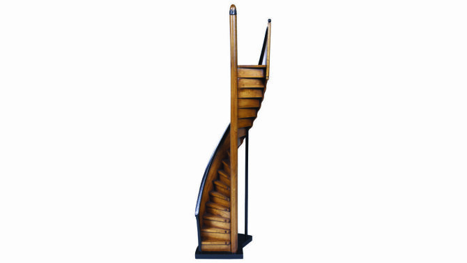 Beeld Lighthouse Steps AR013 | Authentic Models