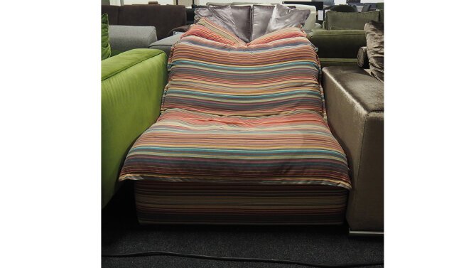 Fauteuil Rainbow - Outlet