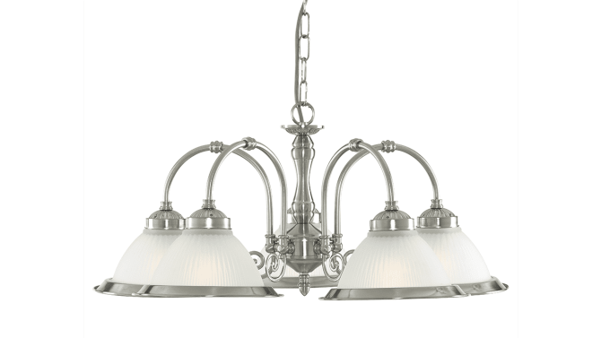 Hanglamp American Diner 1045-5 | Searchlight