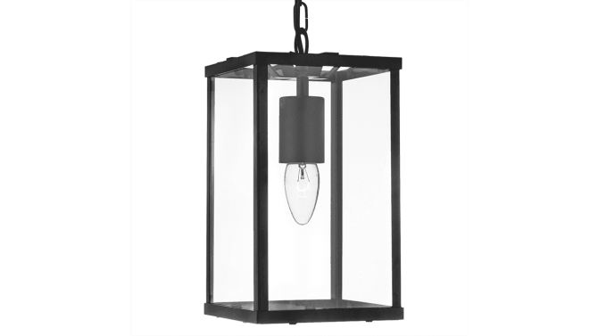 Hanglamp Lanterns 4241BK | Searchlight