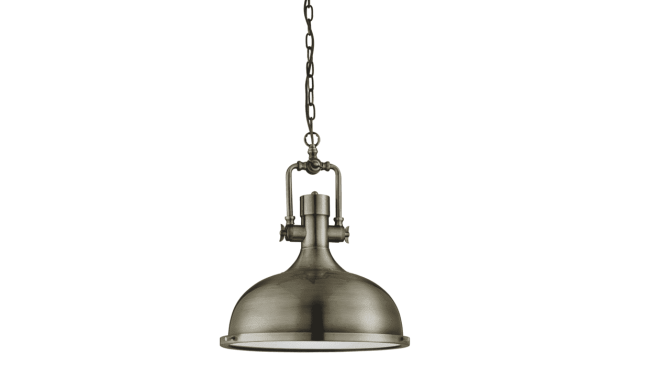 Hanglamp Industrial Pendants 1322AB | Searchlight
