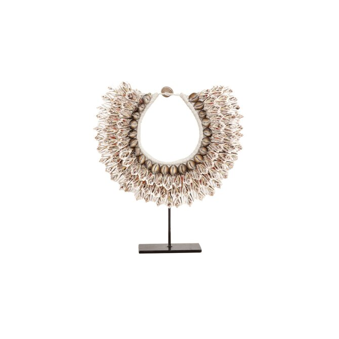 Deco E8 Shell Necklace