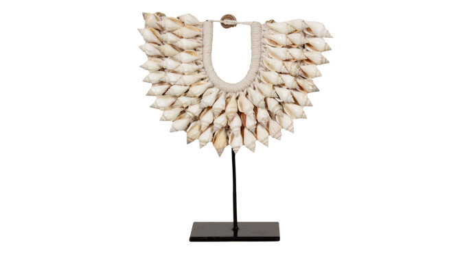Deco G7 Shell Necklace - small