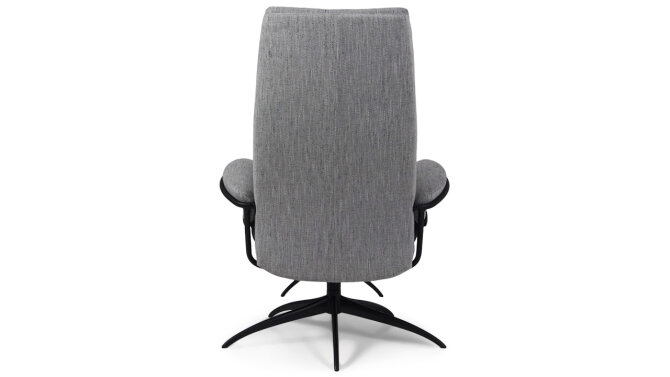 Relaxfauteuil + hocker Tokyo Highback - Outlet 848