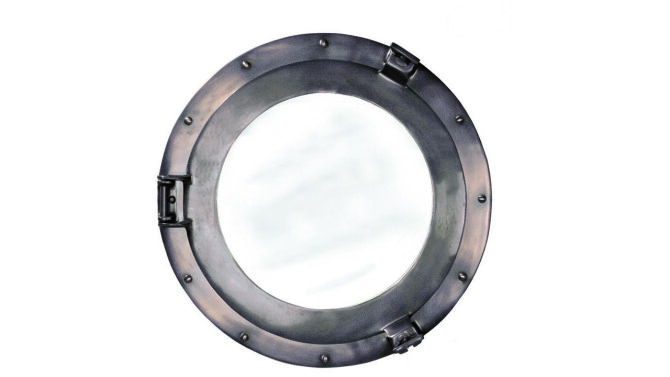 Spiegel Cabin Porthole Mirror AC188A   Authentic Models