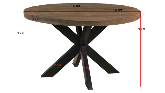 Tafel Dakota
