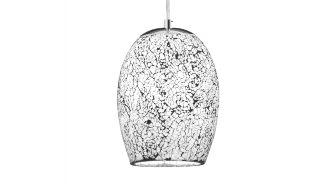 Hanglamp Crackle 8069WH | Searchlight