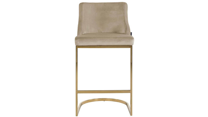 Barstoel - Khaki S4460 Bolton | Richmond Interiors
