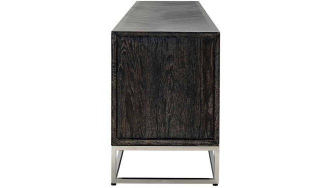 Tv-dressoir 7415 Blackbone zilver | Richmond Interiors