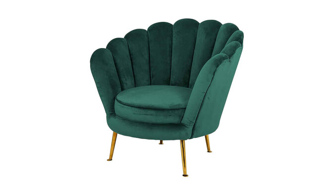 Fauteuil S4439 Green Perla | Richmond
