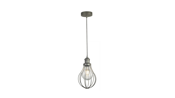 Hanglamp Balloon Cage 1381-1PW   Searchlight