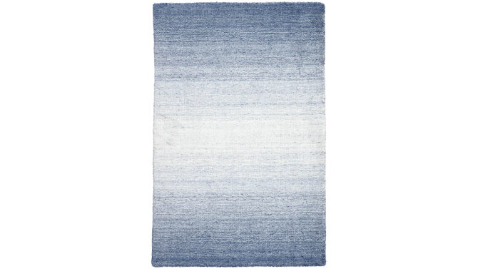 Vloerkleed - blue Arc de Sant | Momo Rugs